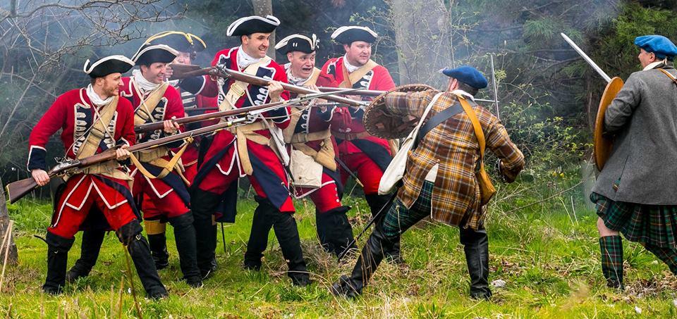 Alan Breck's Volunteer Regiment