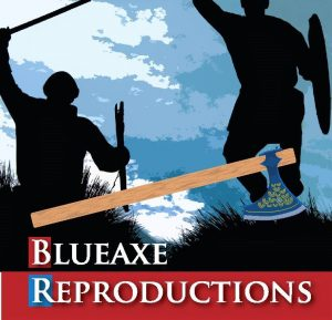 Blueaxe Reproductions logo