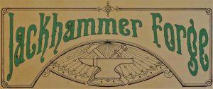 Jackhammer Forge logo